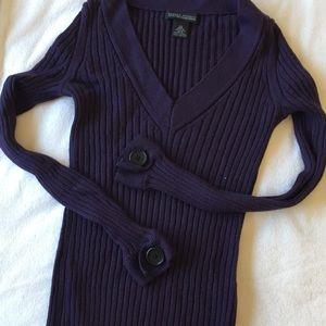 Banana republic Italian merino wool sweater